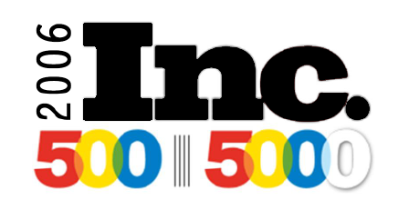 Each year Inc magazine produces the Inc. 500, a list of the nation's fastest-growing private companies